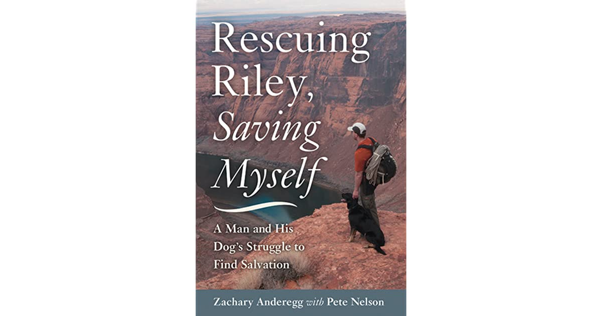 rescuing riley saving myself a man and his dogs struggle to find salvation