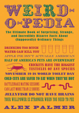 A Book Of Random Facts
