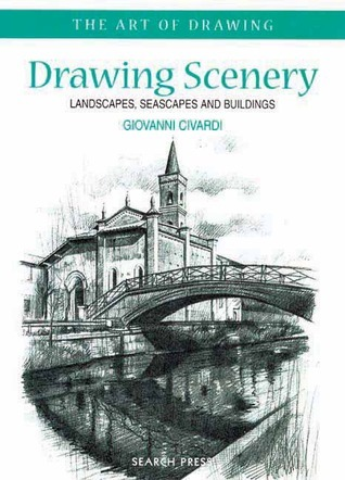 Drawing Scenery Landscapes and Seascapes 1988