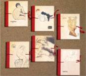 Modigliani (erotische schetsboeken)