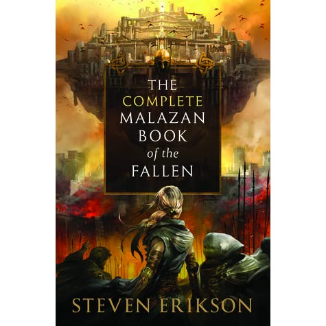 The Malazan Book Of The Fallen Audiobook