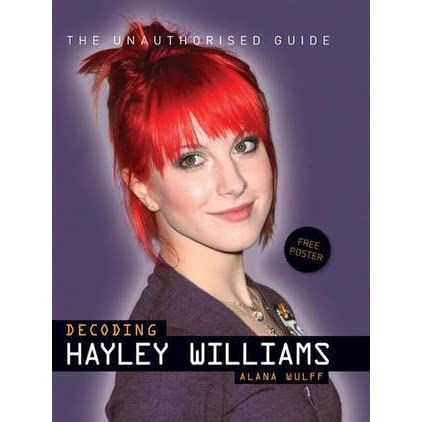The Best Hayley Williams Red Hair Decode Wallpapers