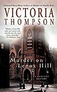 Murder on Lenox Hill (Gaslight Mystery, #7)