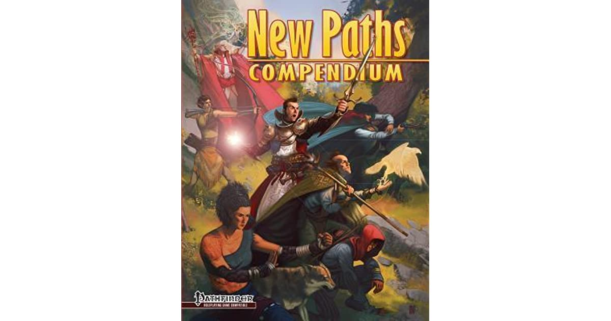 New Paths Compendium by Marc Radle