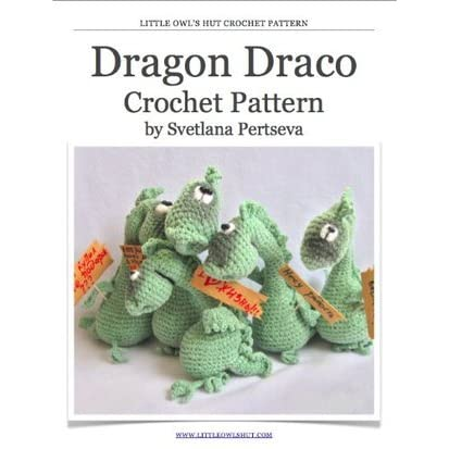 Tiny dragon amigurumi pattern - Amigurumi Today | 413x413