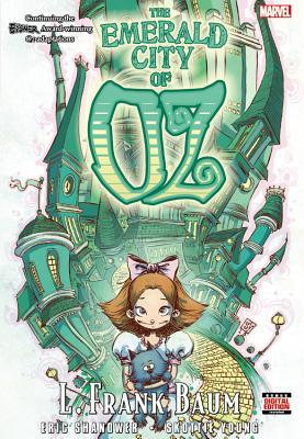 The Emerald City of Oz by Eric Shanower