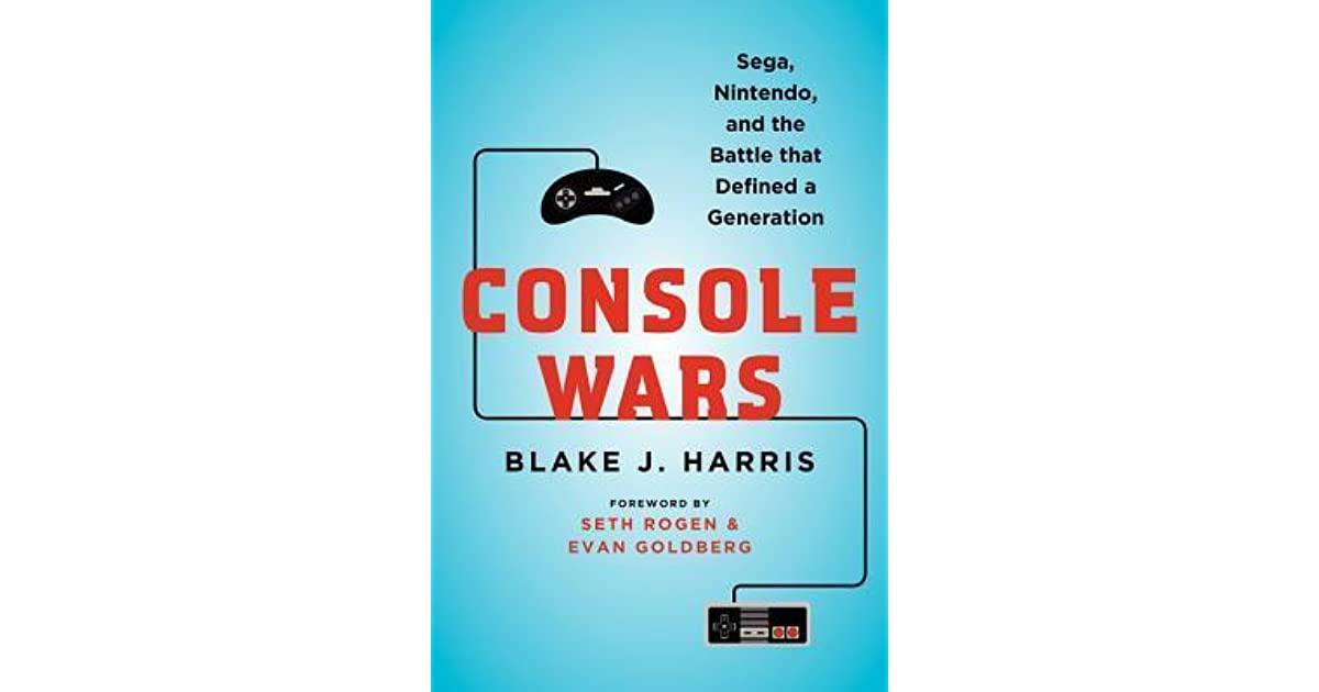 console wars sega nintendo and the battle that defined a generation