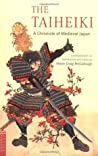 The Taiheiki: A Chronicle of Medieval Japan