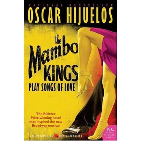 a review of the mambo kings play songs of love Mambo kings play songs of love: a novel  pulsing music that earns them the title of the mambo kings  be the first to review this product.