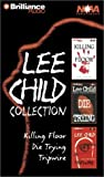 Lee Child Collection: Killing Floor, Die Trying, Tripwire (Jack Reacher #1-3)