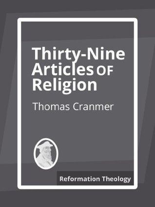 Thirty-Nine Articles of Religion
