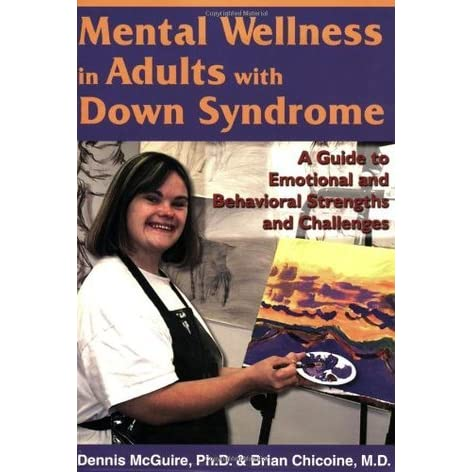 syndrome Adult in behavior down