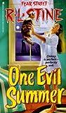 One Evil Summer (Fear Street, #25)