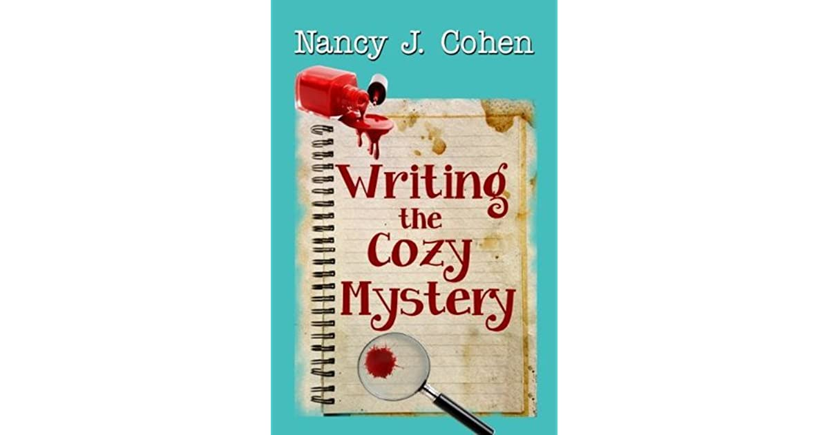 formula for writing a cozy mystery blogs