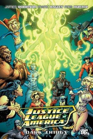 Justice League of America, Vol. 8: Dark Things