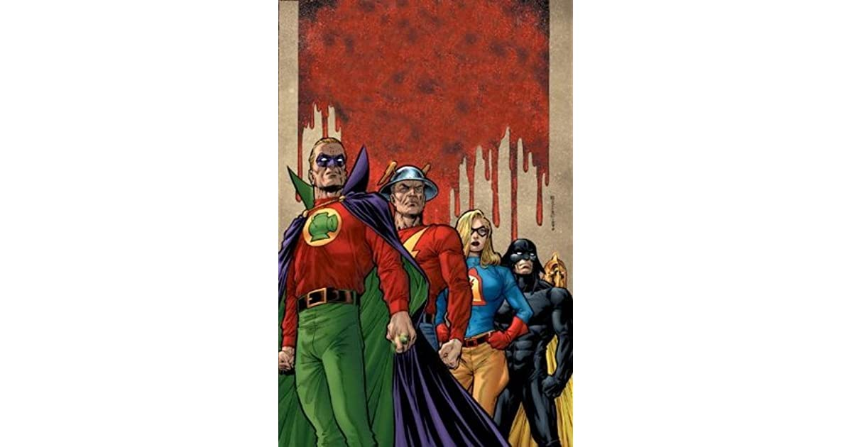 Justice Society Of America Vol 7 Axis Of Evil By Bill Willingham