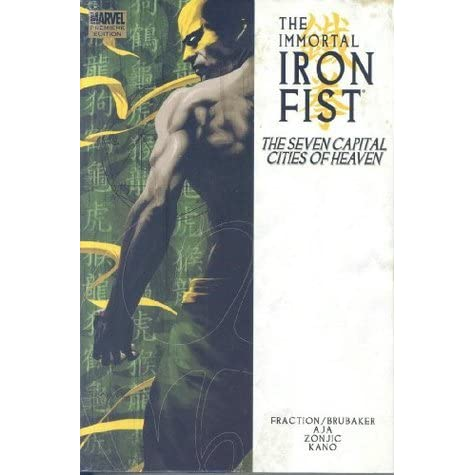 Apologise, but, the immortal iron fist 23