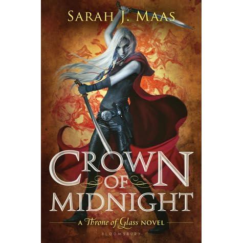 Crown of midnight sarah j maas goodreads giveaways