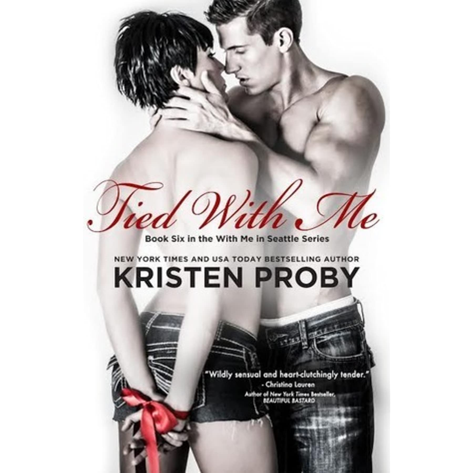 Image result for tied with me kristen proby