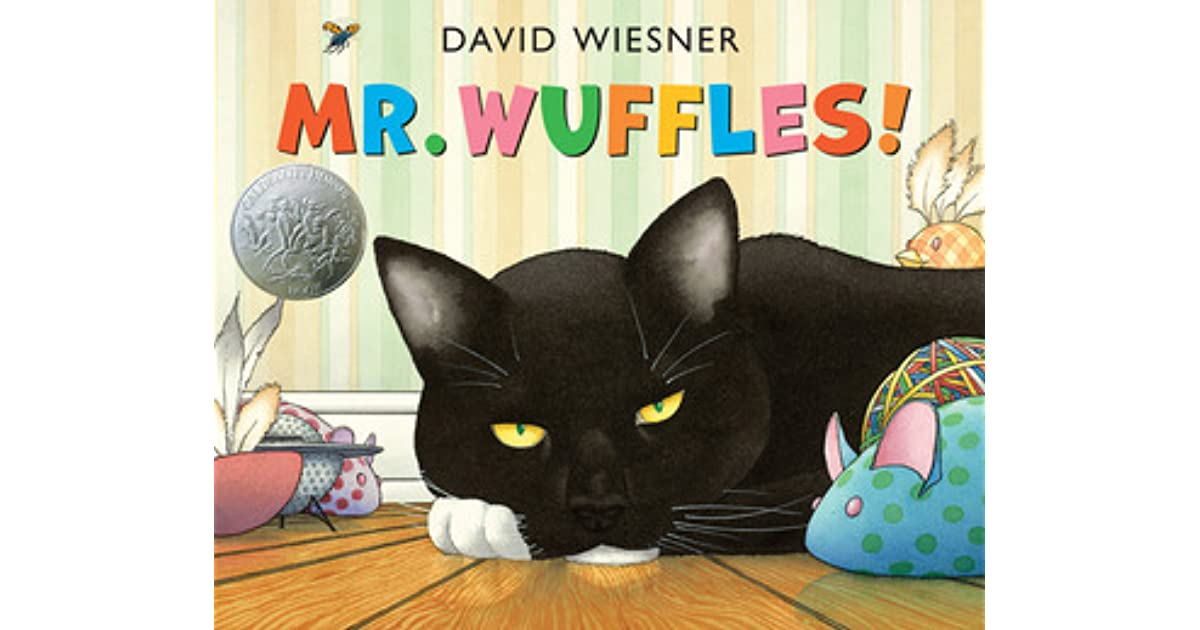 Image result for david wiesner mr wuffles