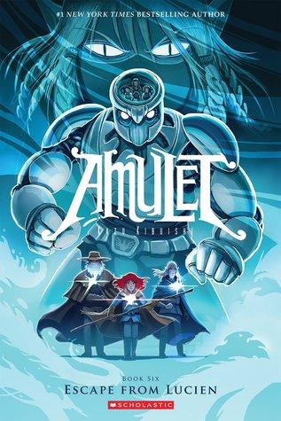 Escape from Lucien (Amulet, #6)