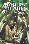 Ataque a los Titanes, Vol.7 by Hajime Isayama