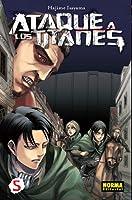 Ataque a los Titanes, Vol.5