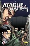 Ataque a los Titanes, Vol.5 by Hajime Isayama