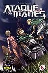 Ataque a los Titanes, Vol.6 by Hajime Isayama