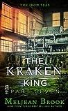 The Kraken King and the Empress's Eyes (Iron Seas, #4.7; Kraken King, #7)