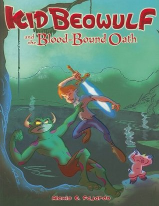 Kid Beowulf The Blood-Bound Oath