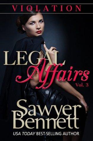 Violation (Legal Affairs, #1.3)