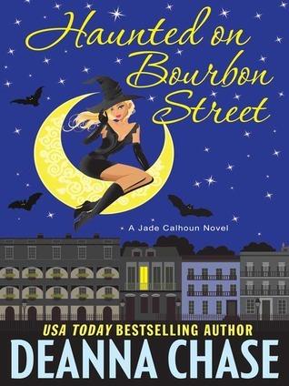 Book 3: Jade Calhoun Series