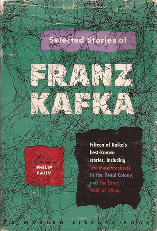 Selected Short Stories of Franz Kafka by Franz Kafka