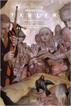 Fables: The Deluxe Edition, Book Eight