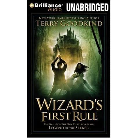 Terry goodkind first download wizards ebook rule free