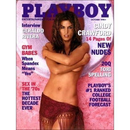 Tori Spelling Playboy