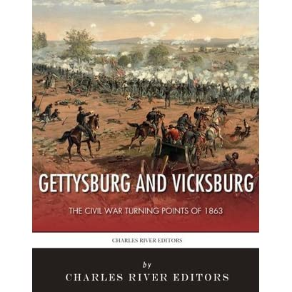 the turning point in the civil war in america the battle of vicksburg A turning point in the civil war a turning point in the civil war the battle of vicksburg, the battle of gettysburg, and the gettysburg address by: michael harper, jacob.