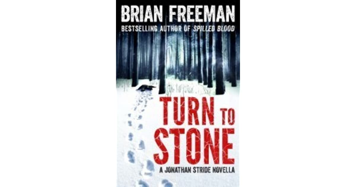 Turn to stone jonathan stride 56 by brian freeman fandeluxe Choice Image
