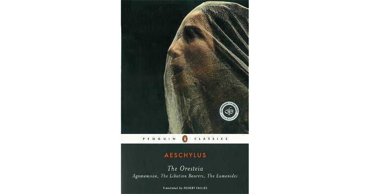 essays on oresteia
