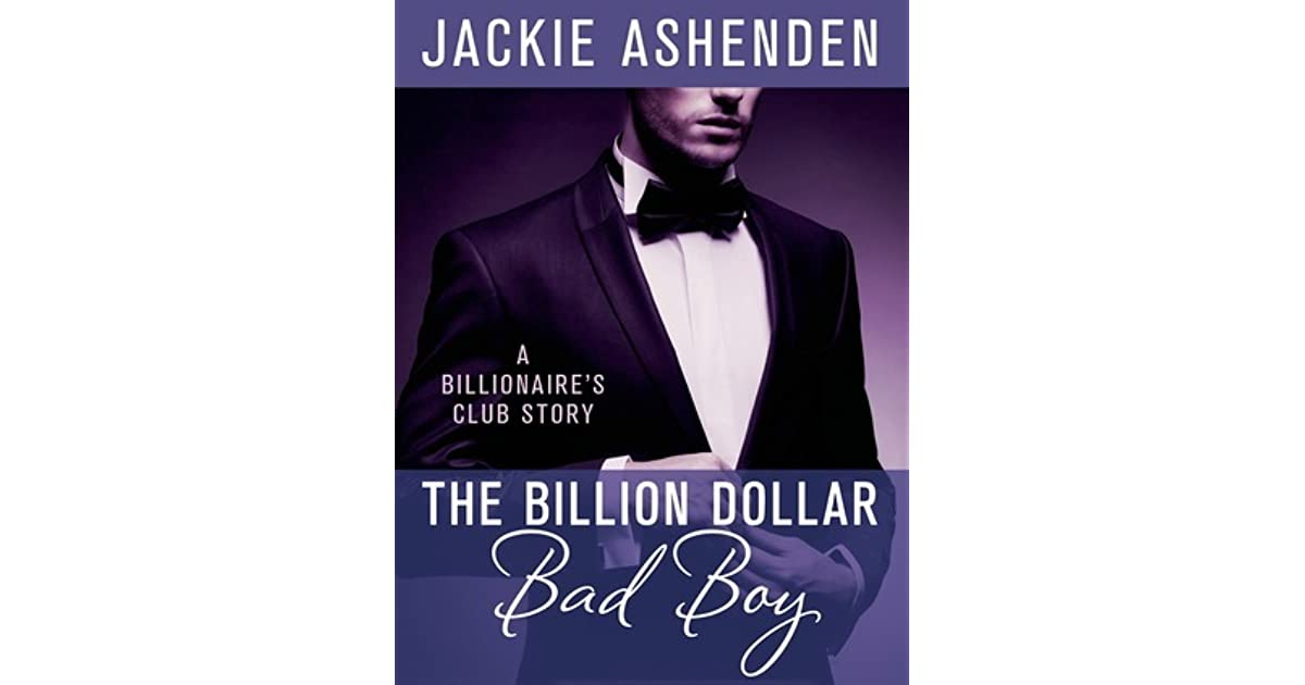 The Billion Dollar Bad Boy by Jackie Ashenden