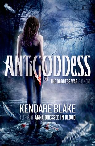 Antigoddess (Goddess War #1)