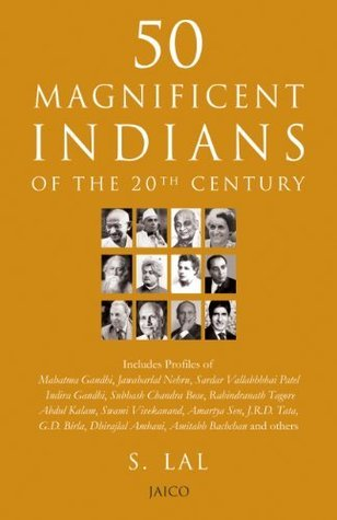 50 magnificent Indians of 20th century