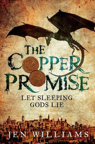 The Copper Promise by Jen Williams