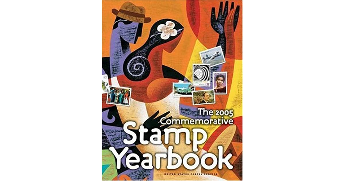 The Commemorative Stamp Yearbook by United States Postal Service