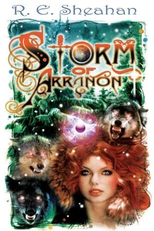 Storm of Arranon by R.E. Sheahan