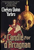 A Candle for d'Artagnan (Atta Olivia Clemens, #3)