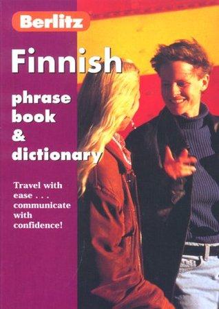 Finnish Phrase Book & Dictionary (Berlitz Phrase Books)