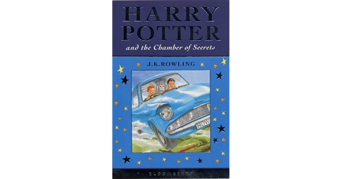harry potter and the chamber of secrets pdf ebook
