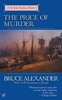The Price of Murder (Sir John Fielding, #10)